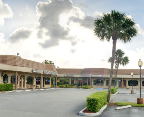 <strong>Shoppes of Delray</strong><br> Delray Beach, FL