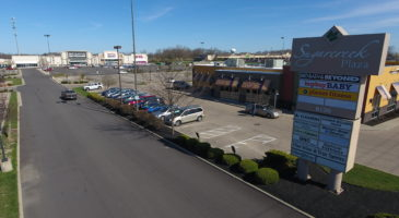 Redeveloped Sugarcreek Plaza Now 100% Leased