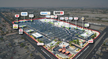 PEBB ENTERPRISES PUSHES FURTHER WEST – ACQUIRES CHEYENNE COMMONS IN LAS VEGAS, NV