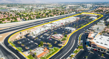 PEBB ENTERPRISES DOUBLES DOWN IN THE DESERT –   ACQUIRES RAINBOW PROMENADE IN LAS VEGAS, NV