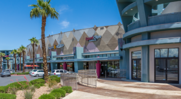 PEBB ENTERPRISES ROLLS AGAIN –   ACQUIRES GALLERIA PAVILION IN HENDERSON, NV