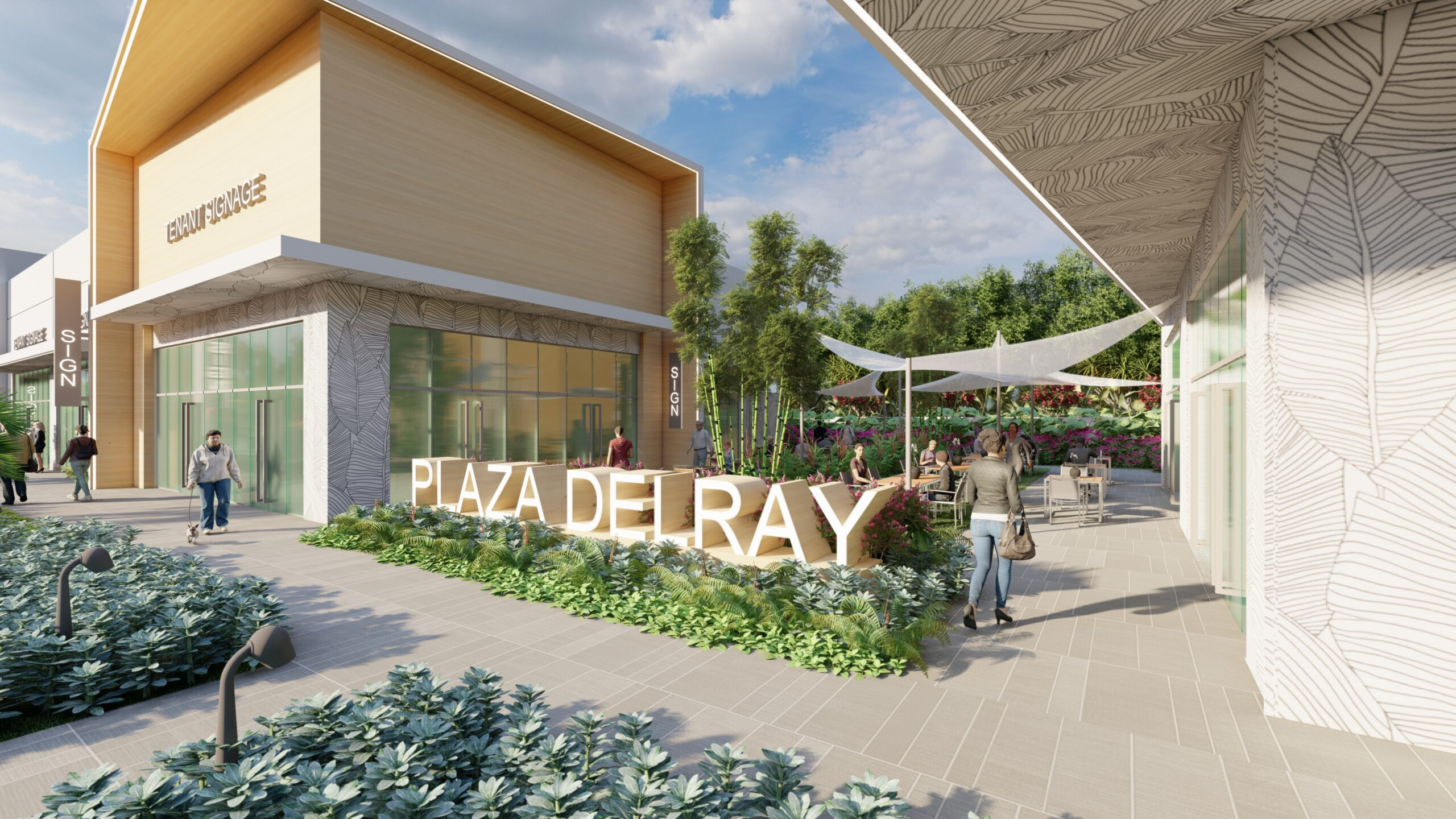 PEBB Enterprises Begins Construction on Delray Beach Retail Development, Announces Exciting Mix of Tenants